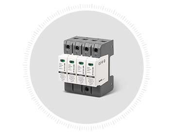 Surge Protection Device T1T2-AC